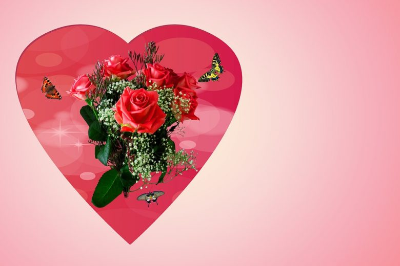 idee fiori di San Valentino
