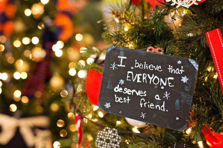 regalo di Natale ad un amico
